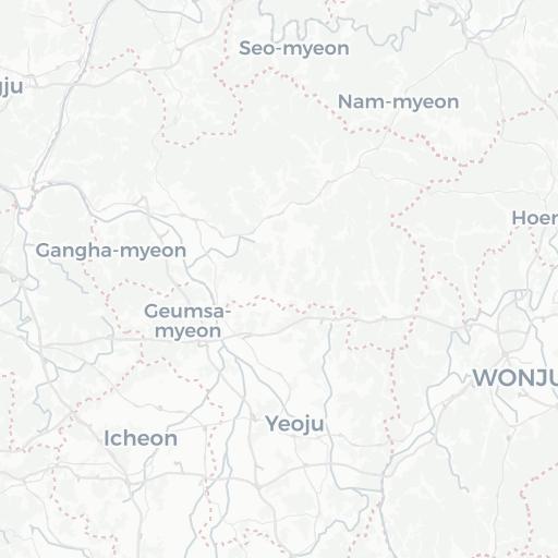 Luftverschmutzung in Cheonan: Echtzeit-Karte des ...